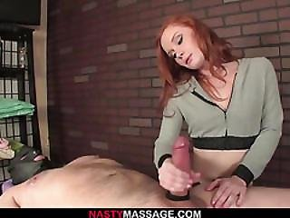 Petite Domina Katie Sexys Her Slave