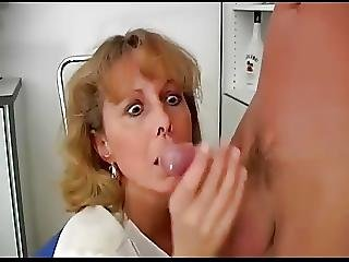 Mature Fucked At Home