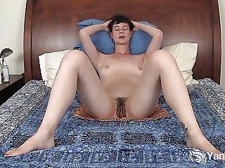 Nasty Quinn Plays With Her Pussy