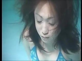Japanese Pool Breathhold