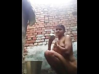 Bana Jat Girl Making Nude Video For Her Balihara Siddh Boyfriend
