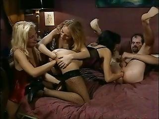 Anal Fisting Party - Old School Sex