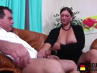 Gorgeous German Daddy Fuck A Whore