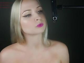 gros téton, blonde, anglaise, fétiche, solo, webcam, jeune