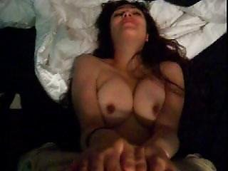 Tricked Latina Milf Into Filming Shaking Her Huge Boobs, First Video Ever!
