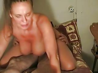 Milf Takes Care Of Her Tools