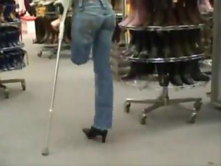 Amputee Crutching