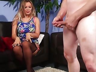 Cfnm, Ejaculação, Fantasia, Mostrar, Masturbação, Orgasmo