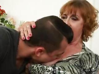 Granny Cannot Say No To Young Boy Grandma Mature Milf