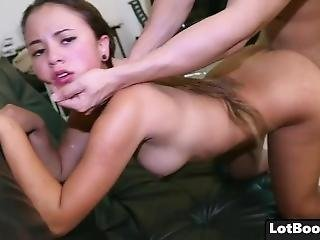 Big Ass Amateur Latina Teen Sofia Perez Doggystyle Fucked