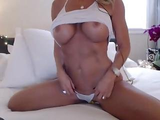 Blonde Goddess Milf Has Just The Perfect Body