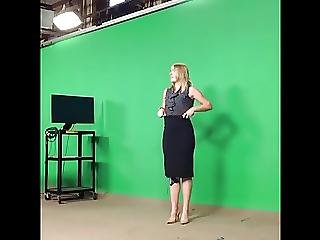 Weather Girl Christina S Bubble Induces Many Erections