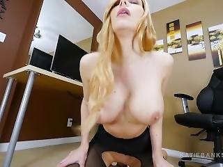 Katie Banks (office Fling)