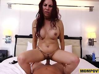 Hot 50yr Old Latina Swinger Milf Slut Pov
