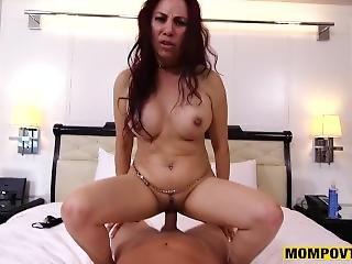 Hot 50yr Old Latina Swinger Milf Slut Pov