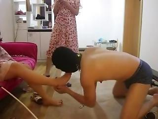 Chinese Foot Worship-2 Beauty Daily Foot Worship