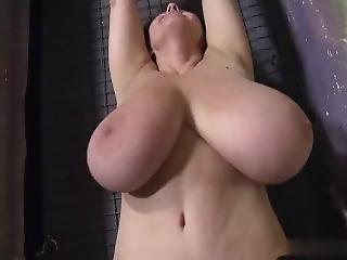 Basement Rat With Gigantic Tits