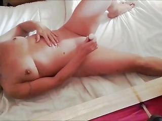Muscle Milf Sucks Cock, Gets Fucked Hard Gets Cream Pie Nigandjucy