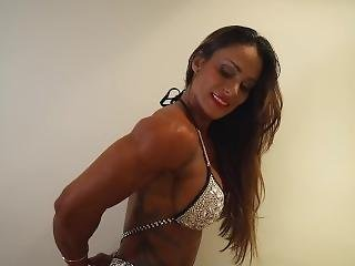 Cris Goy Arellano Posing Dressed In A Contest Suit