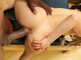 arte, pene negro y grande, pene grande, negro, rubia, blowjob, pene, duro, interracial, pequeña, pornstar, pov, sexo, trabajo