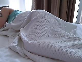 Fucked Sleeping Teen In Hotel Room And Cum On Her Pussy