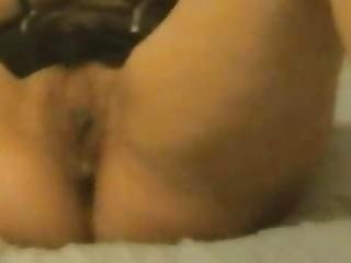 Sexy Latina Pussy After Creampie