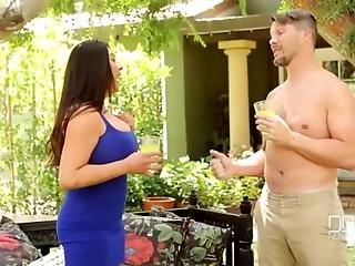 Horny Mom With Big Tits Candi Coxx Gets Banged Hard Www.slutroulette.club