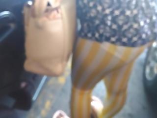 Transparent See Through Leggings 23
