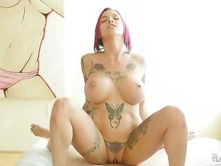 Anna Bell Peaks Came To The Man