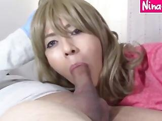 Blonde Gets Her Pretty Mouth Fucked And Swallows All The Cum