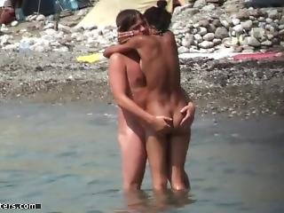 Russian Nudist Beach Crimea