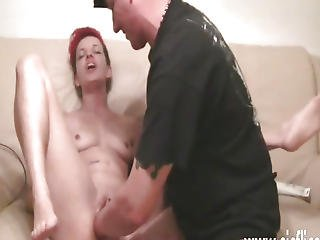Fisting Her Legal Age Teenager Vagina Incredibly Hard Untill This Babe Squirts