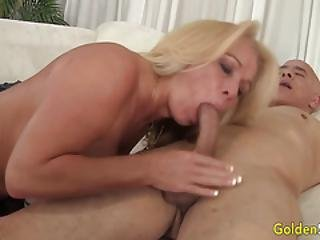 blonde, pipe, bite, grosse, hardcore, mature, sexe, vaginal