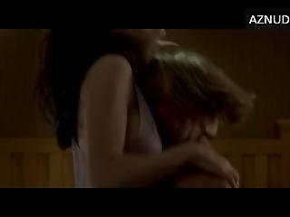 Alexandra Daddario Underwear Scene In The Layover