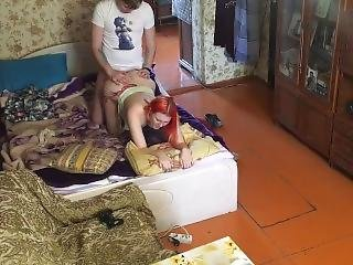 Fucked My Stepsister! Hidden Camera-parents Can Come Any Minute!