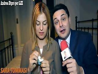 Sara Tommasi Video Porno Con Andrea Dipre