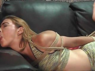 Isabella Bound Blowjob