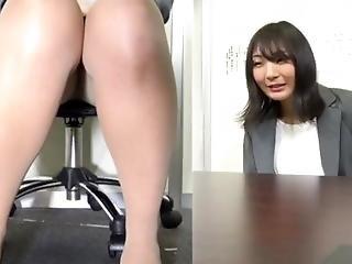 �接中��もら�3 Peeing While Job Interview No.3