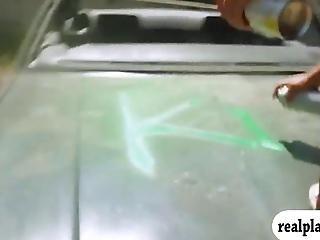 Sexy Badass Girls Naked Battle Tanks With Hunk Guys