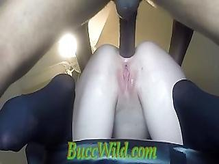 Interracial Anal Destruction