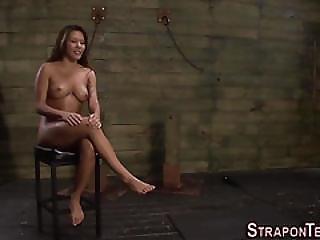 Strapon Mistress Fucking
