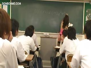 Horny Teacher Seduce Student 14