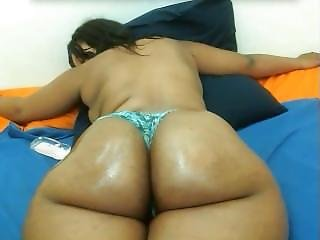 21st Bootilicious Ebony/african Web Cam Model (promo Series)