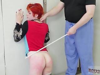 Open Mouth Gag Bondage And Swinger Bondage And Extreme Big Clit And