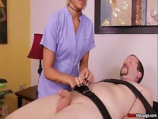 Mean-sexy Teen Humiliates Her Slave