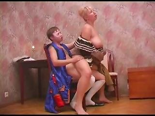 grandes mamas, loira, madura, milf, russa, Adolescentes, vintage