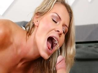 Peeonher Piss Drinking And Golden Showers While Fucking For Claudia Macc