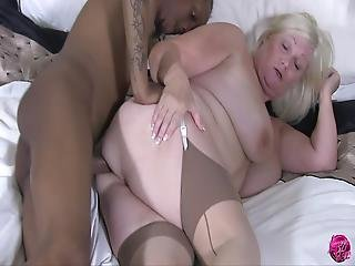 Laceystarr - Buttfuck Granny