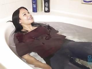Kąpiel, Fetysz, Dżinsy