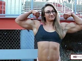 Big Arms Beauty